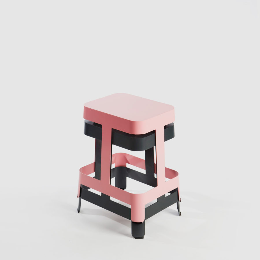 Tabouret PILE - KATABA - www.bold-design.fr