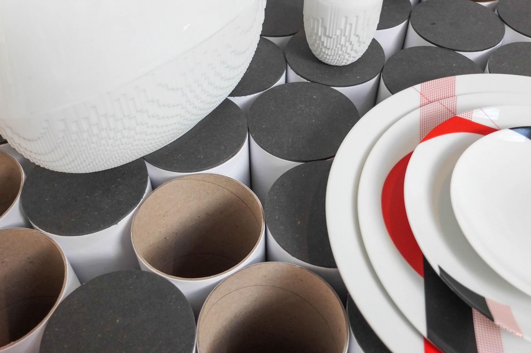 Scénographie par bold-design - Objet & Graphisme - client : Meet my Project - photo : Camille Baudelaire - www.bold-design.fr