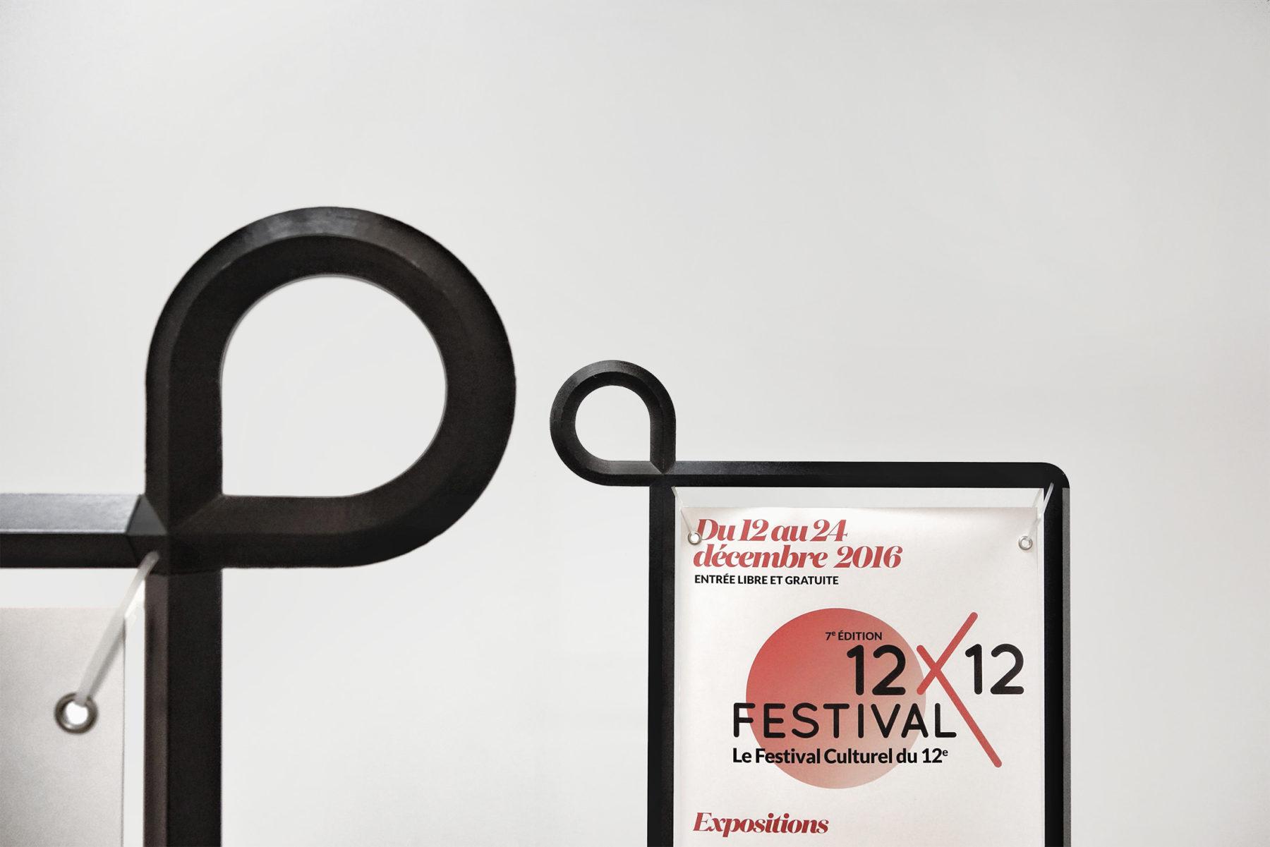 www.bold-design.fr - Kakemonos Festival 12x12 - Le 100 ECS - photo bold-design
