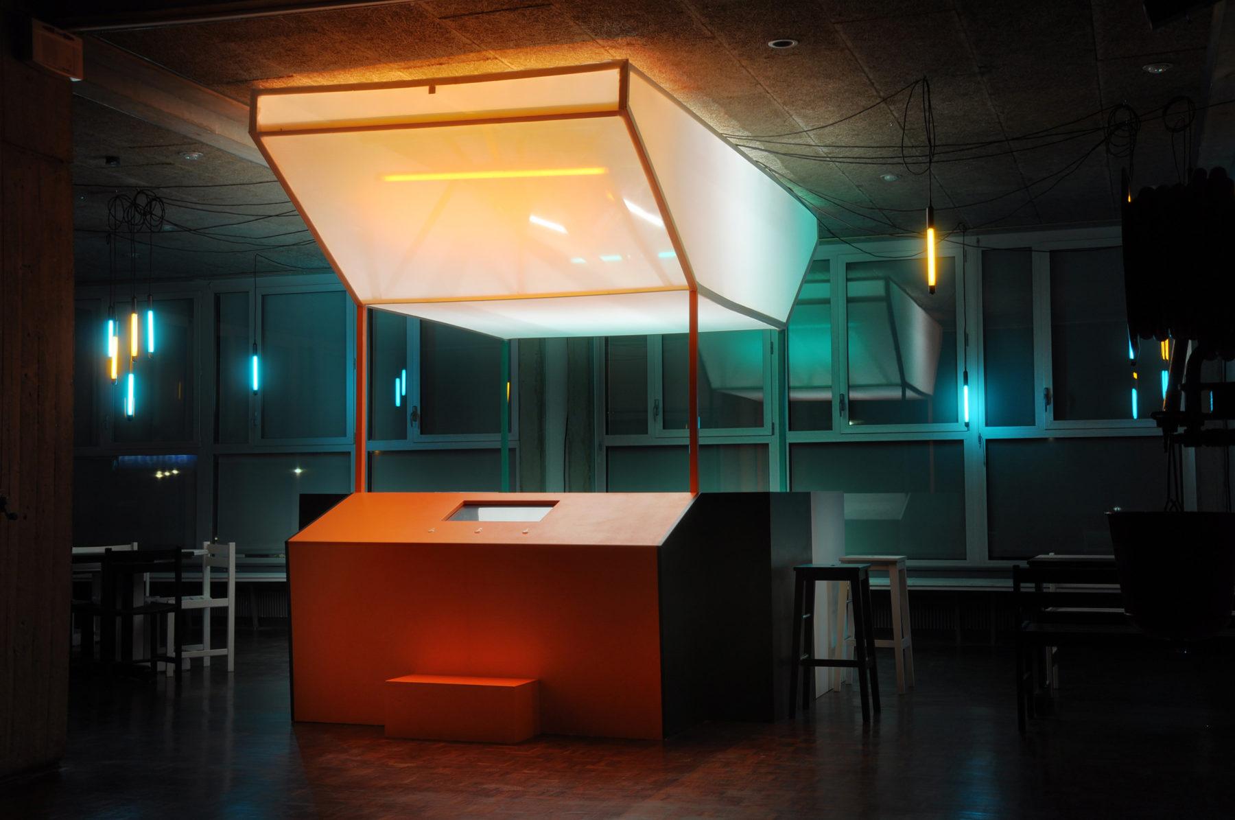www.bold-design.fr - Bar éphémère Barcade - bold + BriceMG - Photo bold + BriceMG