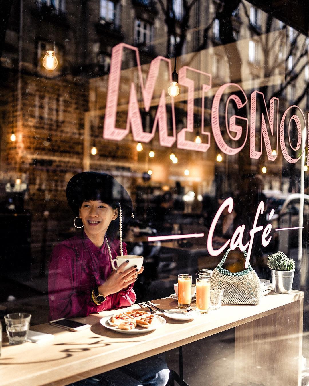 dressingleeloo - MIGNON Cafe - mignon-cafe.fr - kataba.fr - bold-design.fr