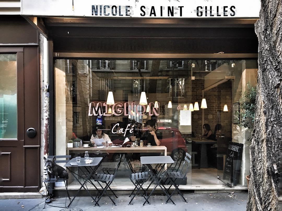 parisandpups - MIGNON Cafe - mignon-cafe.fr - kataba.fr - bold-design.fr
