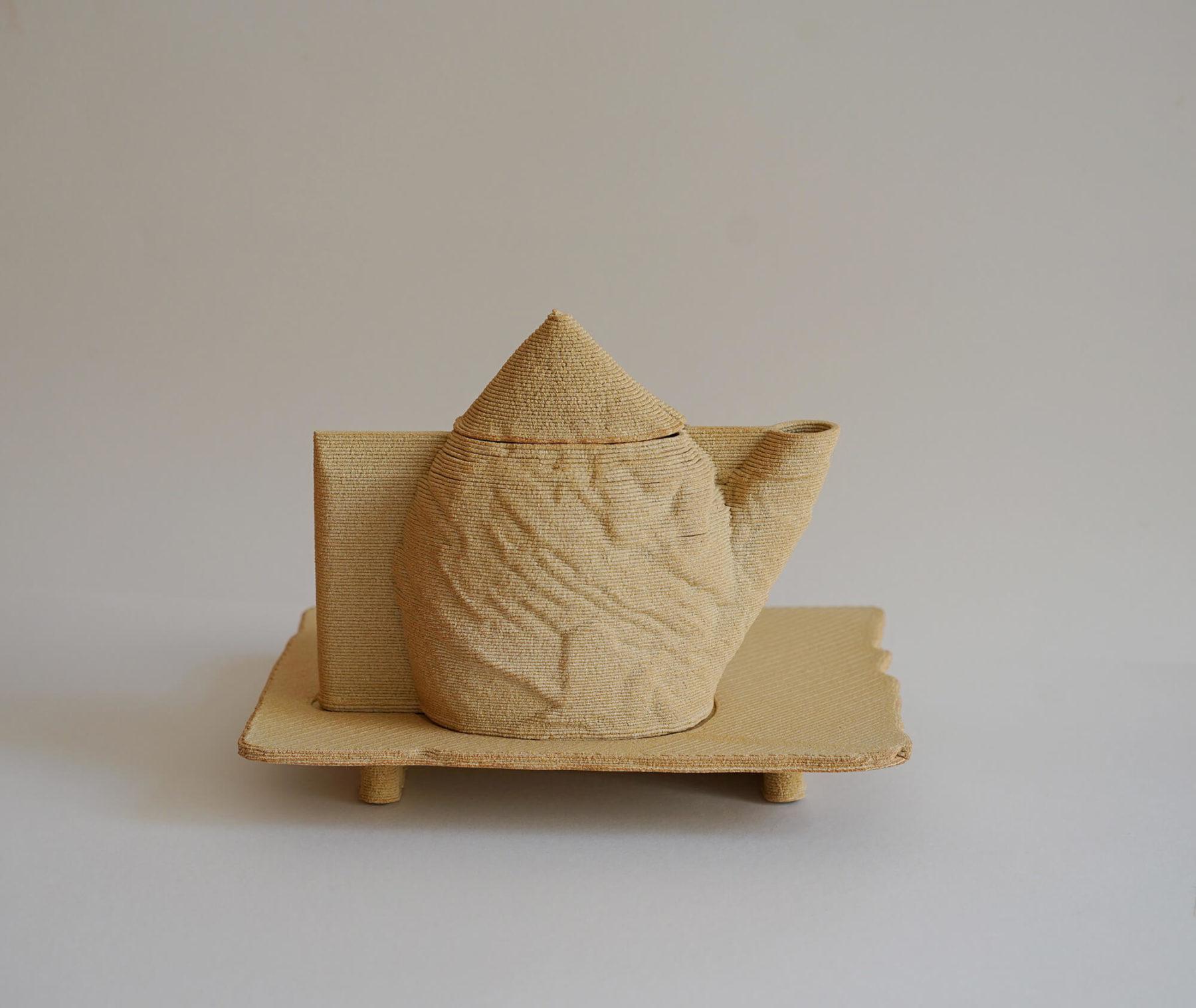 UKU collection _ Impression 3D céramique _ bold X Emmanuelle Roule X 8 Fablab